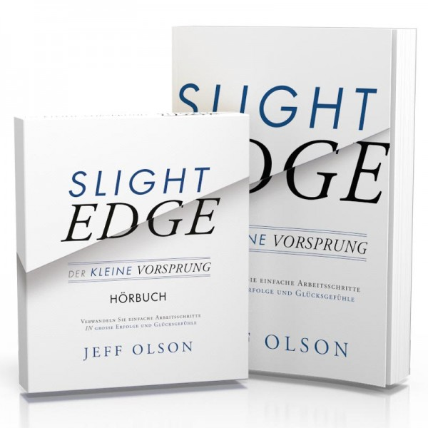 Slight Edge - Buch & Hörbuch