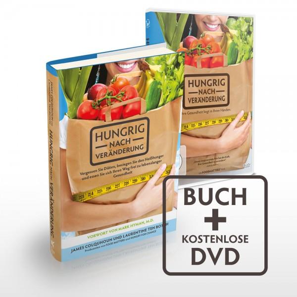 Hungrig nach Veränderung  (BUCH & DVD)